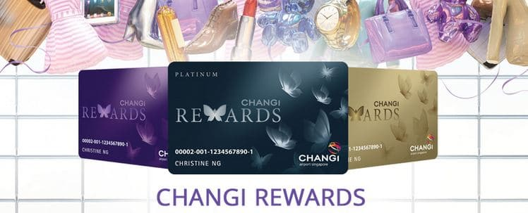 (Free 100 Changi Rewards points) Changi Rewards Referral Code : C12BoS