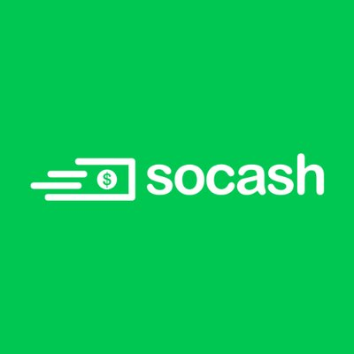 ($3 Free Cash) SOCASH Referral Code